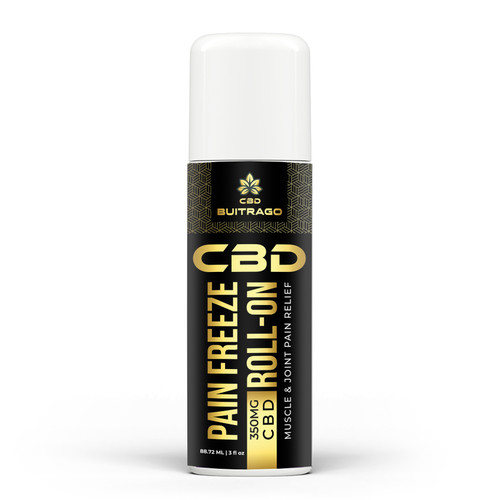 Buitrago CBD Pain Freeze Roll On 350MG