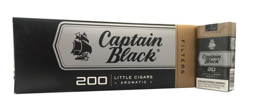 Captain Black Little Cigars Filter