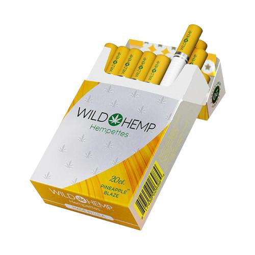 Wild Hemp Pineapple CBD Hempettes