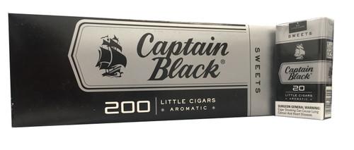 Captain Black Little Cigars Sweet