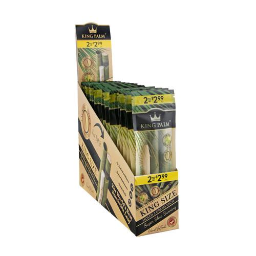 King Palm Wraps King size Full Box 20/2