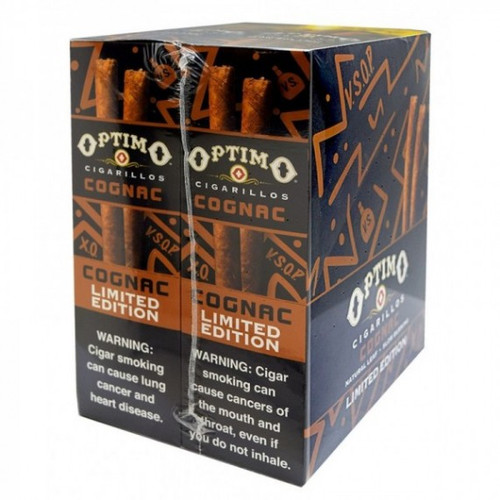 Optimo Cigarillos Foil Pack Cognac