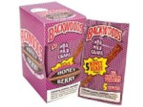 Backwoods Honey Berry Cigars 8/5Ct
