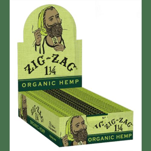 Zig Zag Organic Hemp Rolling Cigarette Papers