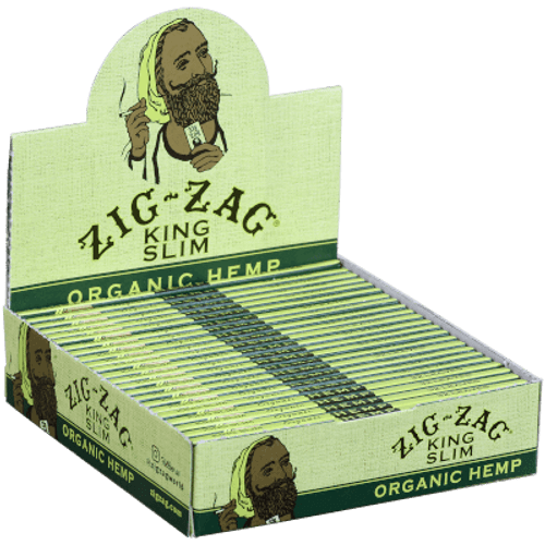 Zig Zag Organic Hemp Rolling Cigarette Papers