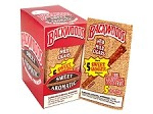 Backwoods Sweet Aromatic Cigars 8/5Ct