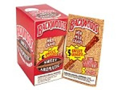 Backwoods Sweet Aromatic Cigars 8/5Ct