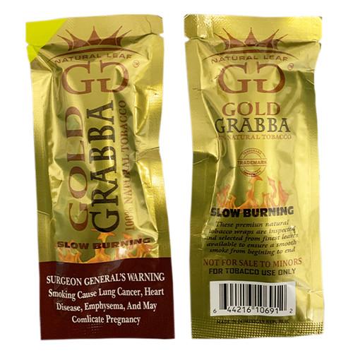 GG Gold Grabba Cigar Leaf 5CT