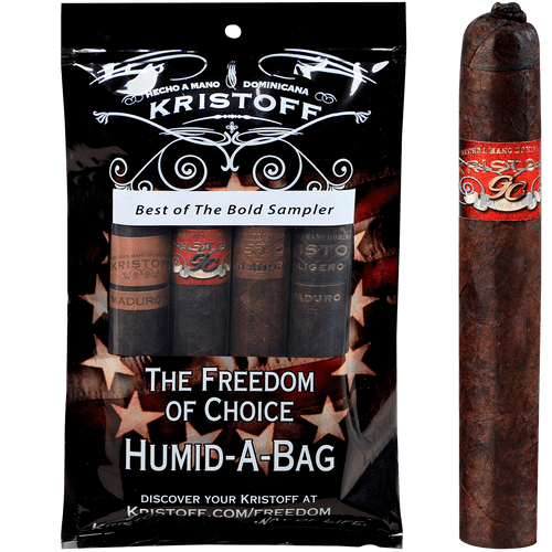 Kristoff Best Of Bold Humidibag 4 Ct. Pack