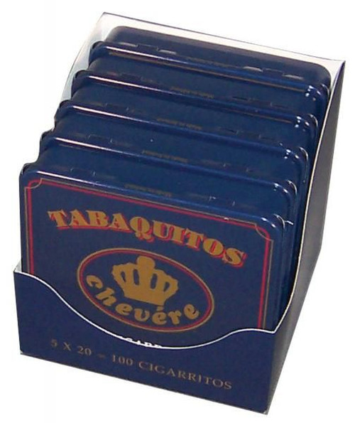 Chevere Cigars Tabaquitos 50Ct