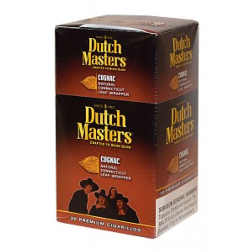 Dutch Masters Cigarillos Cognac Pack