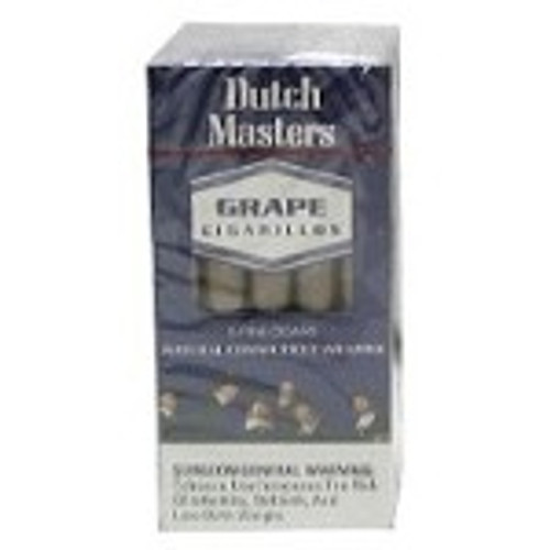 Dutch Masters Cigarillos Grape Pack
