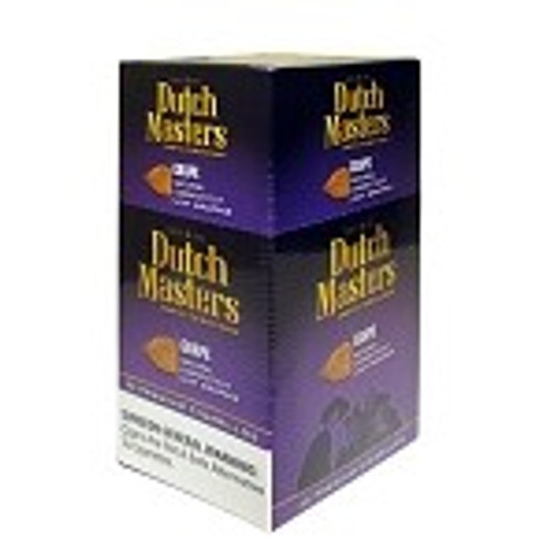 Dutch Masters Cigarillos Grape Box
