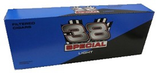 Thirty Eight Special Filtered Cigars Blue