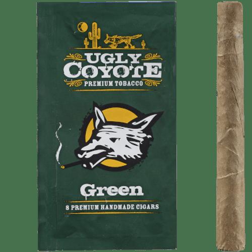 Ugly Coyote Cigars Green Sweet 5/8 Packs