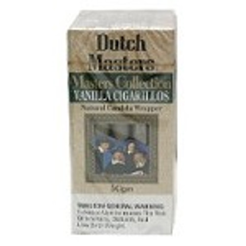Dutch Masters Cigarillos Vanilla Pack