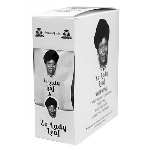 Zo Lady Grabba Small Leaf 25 Pack