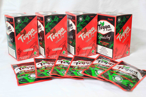 Togga Dark Whole Leaf 10 Pack
