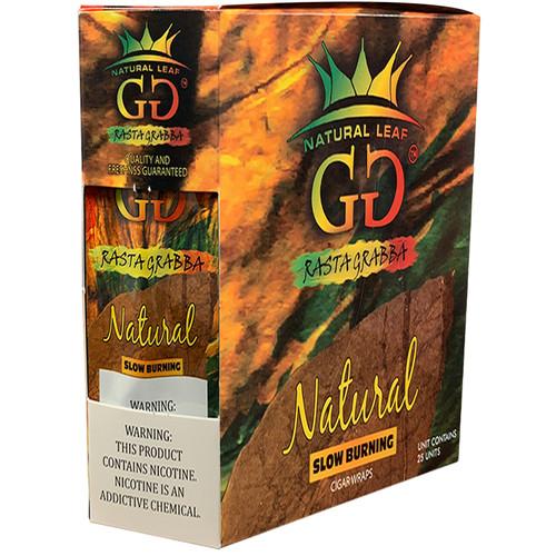 GG Rasta Grabba Natural