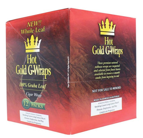 GG Hot Gold G-Wraps