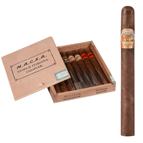 Nacsa Double Corona Sampler 8 Ct. Box