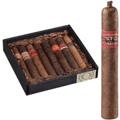 Kristoff Robusto Assortment 8 Ct. Box Sampler