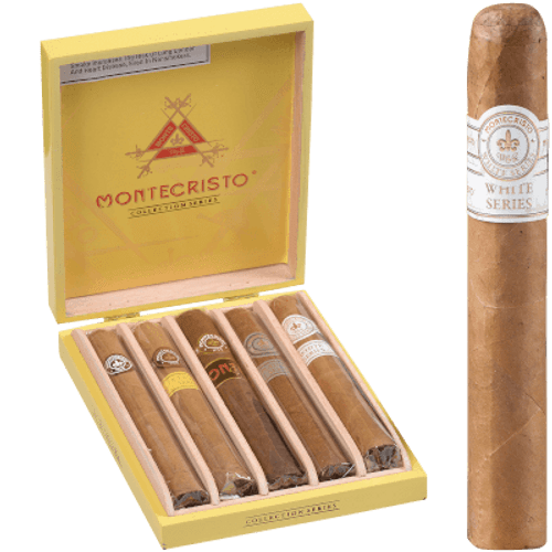 Montecristo Collection Series Toro Cigar Sampler 5 Ct. Box