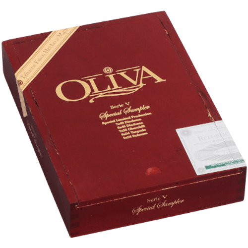 Oliva Serie V Limited Cigar Sampler 5 Ct. Box