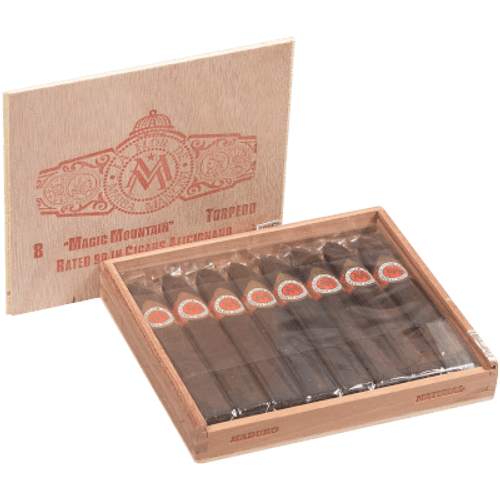 Maria Mancini Magic Mountain Cigar Sampler 8 Ct. Box 6.00X54