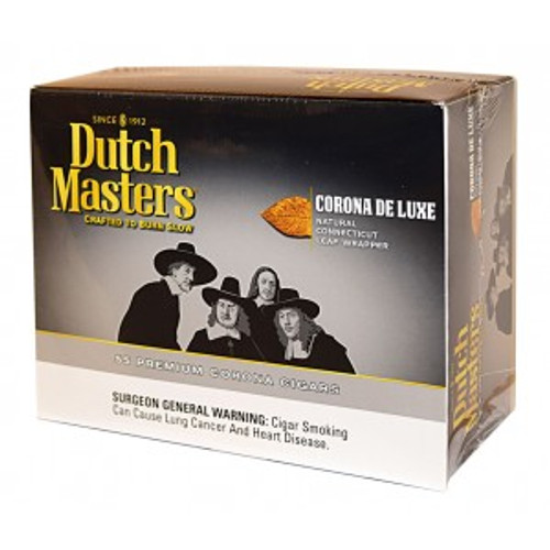Dutch Masters Corona Deluxe Cigars Box