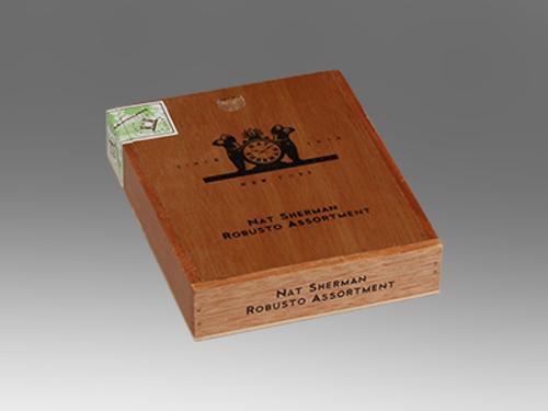 Nat Sherman Robusto Assortment 6 Ct. Box