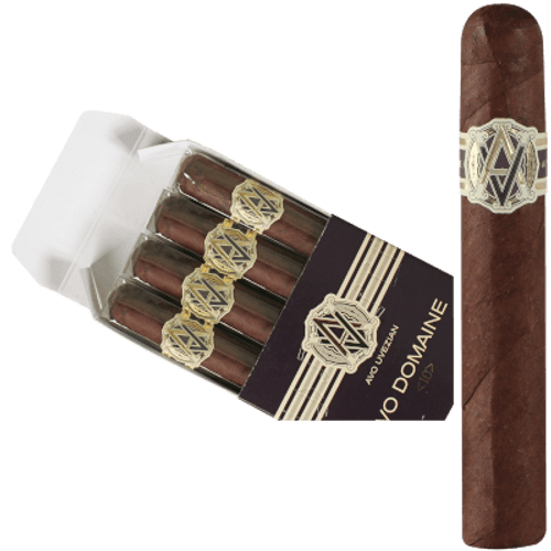 AVO Domaine #10 Robusto 4 Ct. Box 5.00X50
