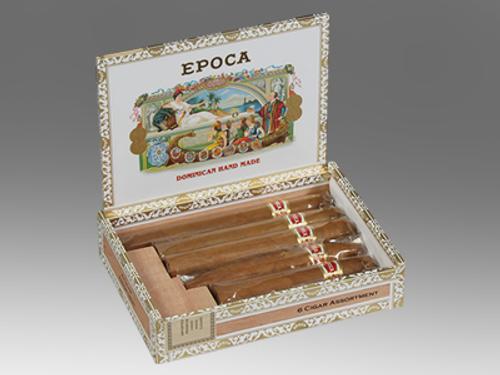 Nat Sherman Epoca By Assortment 6 Ct. Box