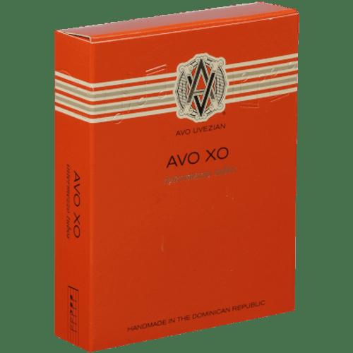 AVO XO Intermezzo Tubos Robusto 4 Ct. Box 5.50X50