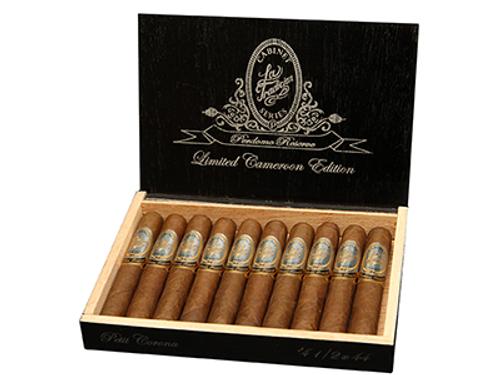 Perdomo Limited Cameroon Edition Petit Corona 10 Ct. Cigar Sampler Box 4.5X44