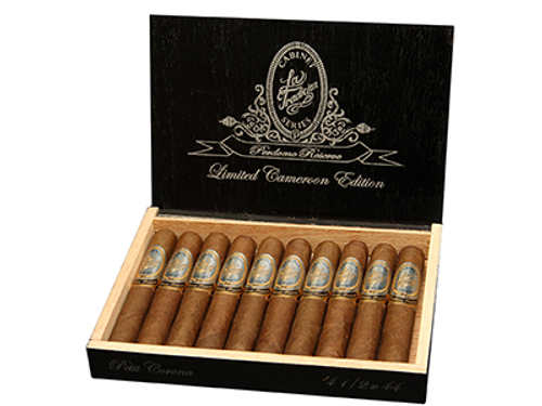 Perdomo Limited Cameroon Edition Petit Corona 10 Ct. Cigar Sampler Box 4.5X44
