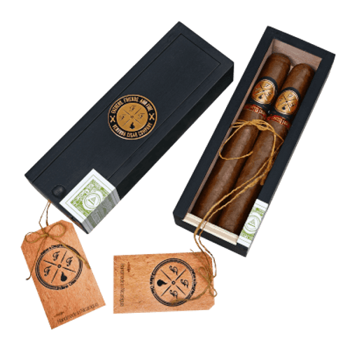 Fathers Friends and Fire 2018 Limited Toro Cigar Sampler
