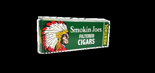 Smokin Joes Filtered Cigars Menthol