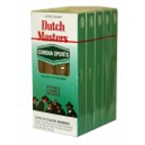Dutch Masters Corona Sports Cigars Pack