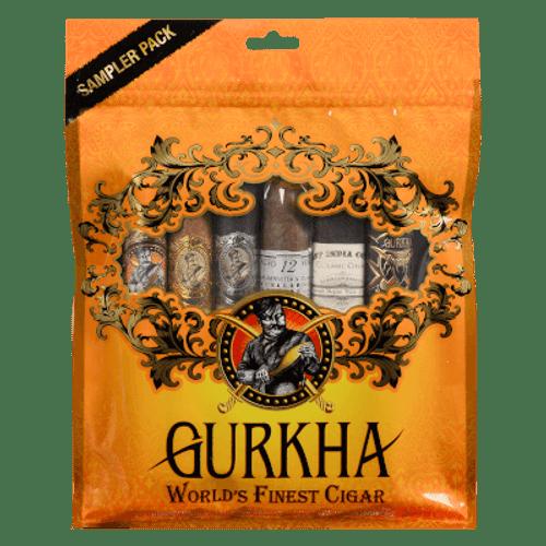Gurkha Toro Cigar Sampler 6 Ct. Pack