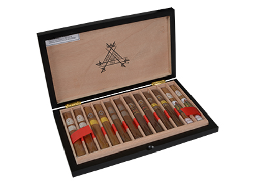 Montecristo Toro Limited Edition Cigar Sampler 12 Ct. Box