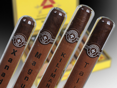 Montecristo Habana 2000 Cigar Sampler 8 Ct. Box Tubes