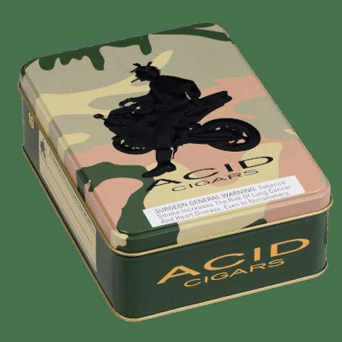 Acid Collector's Tin Cigar Sampler 14 Ct. Box