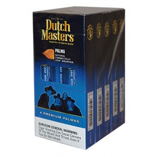 Dutch Masters Palma Cigars Pack
