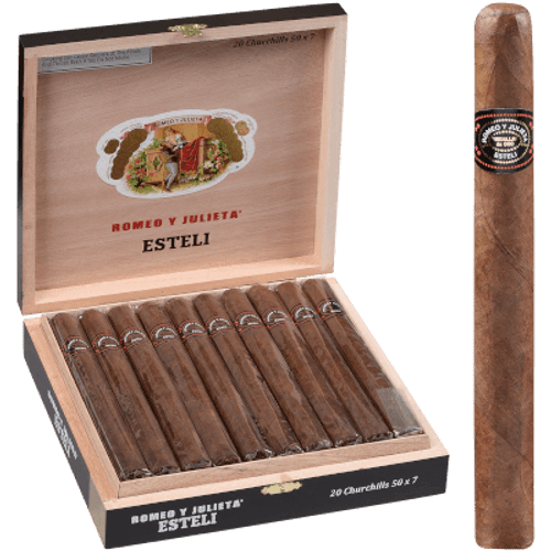 Romeo Y Julieta Esteli Churchill 20 Ct. Box 7.00x50
