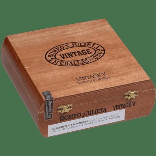 Romeo Y Julieta Vintage #5 Natural Churchill 25 Ct. Box 7.50X50