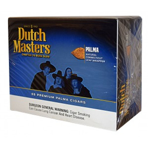 Dutch Masters Palma Cigars Box