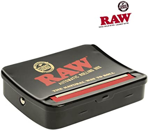RAW Rawtomatic Rolling Box