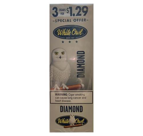 White Owl Cigarillos Diamond 15/3
