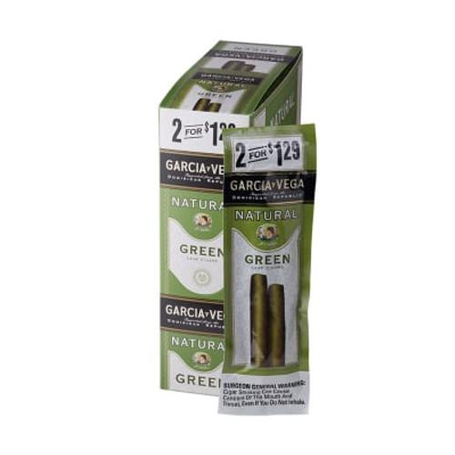Garcia Y Vega Leaf Cigarillos 15/2